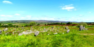 Beaghmore Stone Circles nr Cookstown, Co. Tyrone