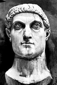 Roman Emperor Constantine the Great