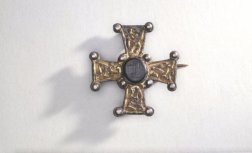Arabic cross 9th century AD