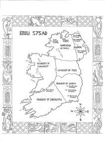 Ireland's kingdoms