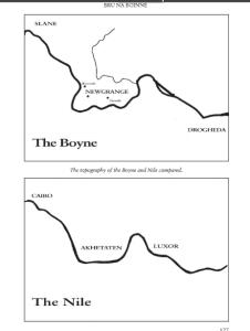 Rivers Boyne & Nile (Ireland: Land of the Pharaohs)
