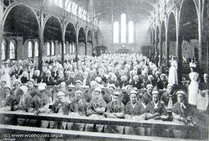 Irish workhouse 1840's