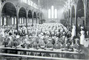 Irish workhouse 1840's