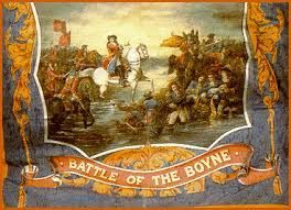 Prince William of Orange, battle of the Boyne 1690