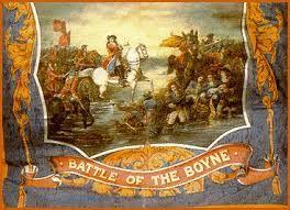 Prince William of Orange, battle of the Boyne 1690