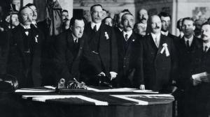 Ulster Covenant Belfast 1912