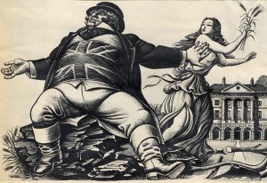 John Bull and Ireland