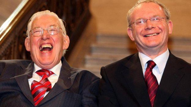 Paisley & McGuinness